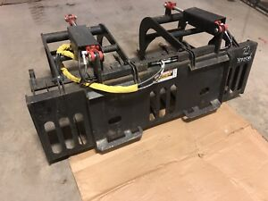 """New 72"""" two cylinder grapple"""