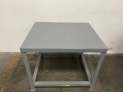 Little Giant 10000 Lbs Capacity Heavy Duty Machine Table 36x30x36