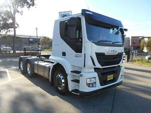 ** 2018 IVECO STRALIS ATI 460 LOW ROOF PRIME MOVER ** Arndell Park Blacktown Area Preview
