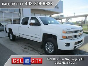 2017 Chevrolet Silverado 3500HD LT 6.0L Engine, 4WD