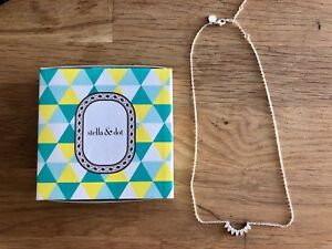 Brand new Stella & Dot silver necklace