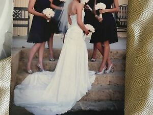 Size 4 (Aus 8) Maggie Sottero wedding gown Muchea Chittering Area Preview