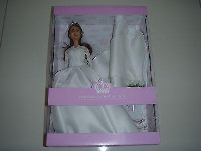 Princess Catherine Kate Middleton Royal Wedding Arklu Doll Dolls 2010 BNB