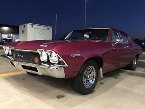 WANTED 69 chevelle parts