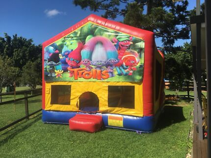 Trolls Jumping castle for hire