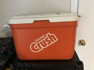 Orange Crush Cooler