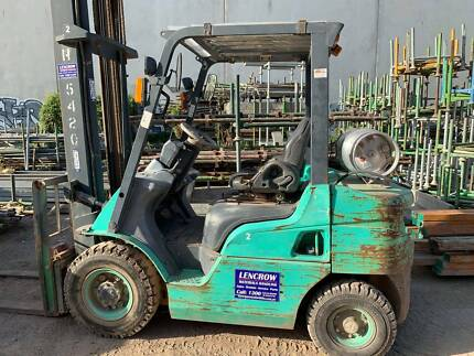 Mitsubishi Forklift Clontarf Redcliffe Area Preview