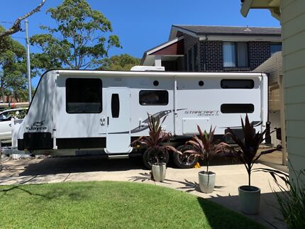 18 month old Jayco Starcraft Outback TL 22.68-1.OB with Bunks Dee Why Manly Area Preview