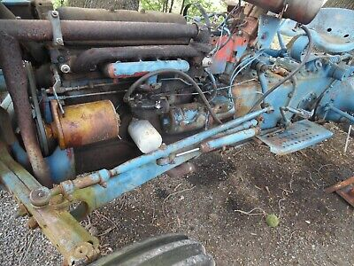 Ford 60080020004000  Tractor  Complete Orignal Power Steering Set Up.