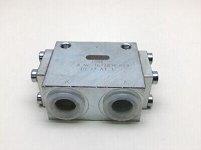 New Hawe Tq 22-a1-1 Hydraulic Control Valve