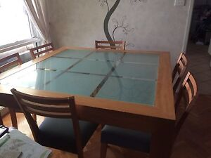 Solid Timber Square Dinning Table Hinchinbrook Liverpool Area Preview