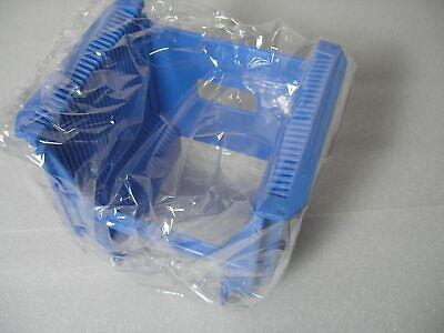 Entegris Silicon Wafer Cassette Carrier Pa182-60mc-0603 6 150mm - Light Blue