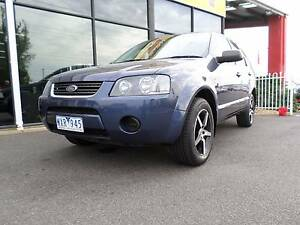 2008 Ford Territory Wagon Tx Traralgon East Latrobe Valley Preview
