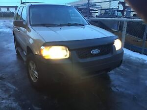 2007 FORD ESCAPE $4500 NO ACCIDENTS