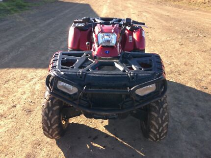 Polaris sportsman 550 EPS Barraba Tamworth Surrounds Preview