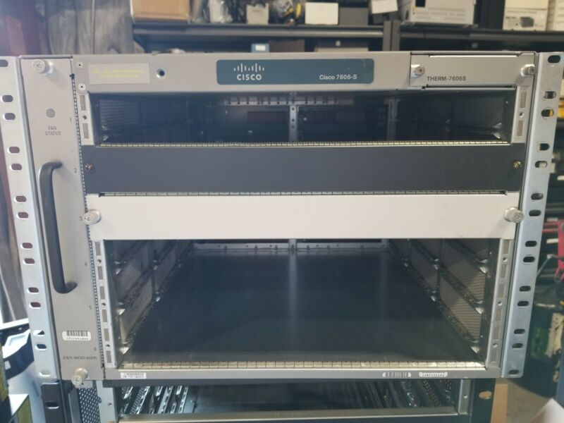 Cisco CISCO7606-S Chassis Router