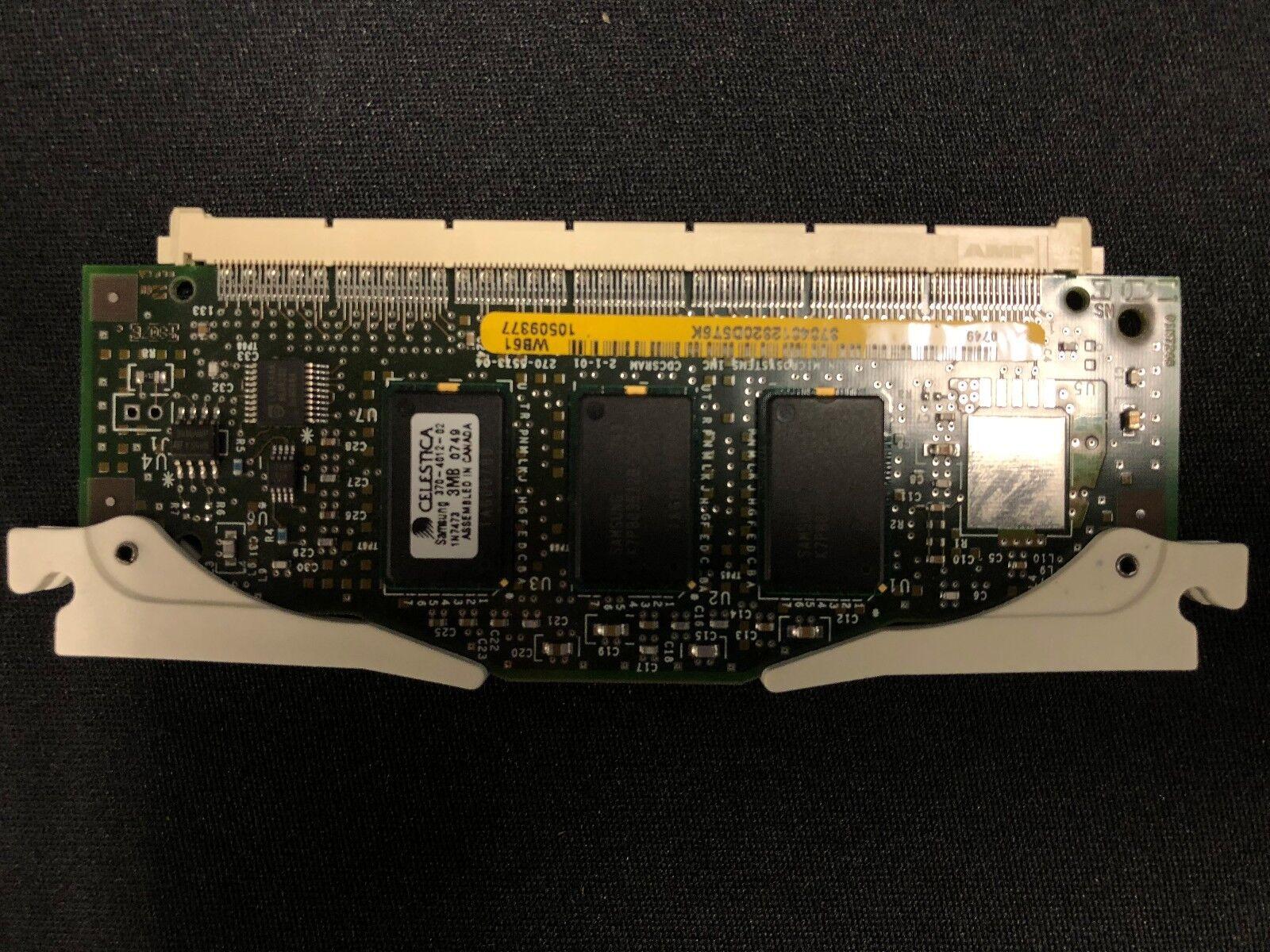 Oracle Sun 370-4012 CDC SRAM DIMM SF12K//15K//20K//25K