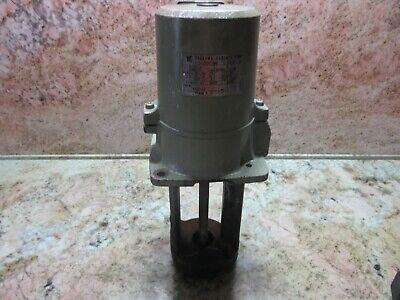 Yaskawa Coolant Pump Yfpc-18djf 6202zz Okuma Mc-4vb Cnc Vertical Mill
