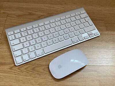 Apple Magic Keyboard & Mouse Wireless Bluetooth Set A1314 A1296