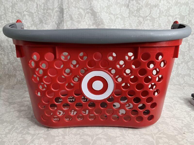 Target Red Logo shopping basket