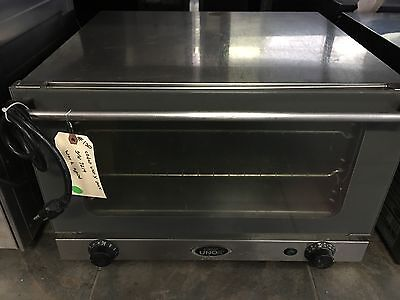 Cadco Unox Ov-350 Countertop Commercial Electric Convection Oven