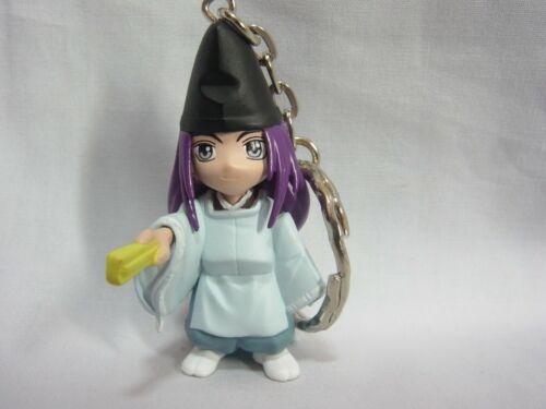 Hikaru no Go Prize Limited Key-Chain Fujiwara-no-Sai