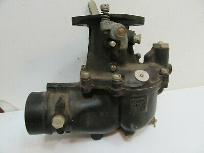 Nos Wo Box Antique Zenith Carburetor B2 10192a