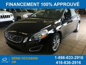 Volvo S60 T6 I6 3.0l Turbo **awd** 2012