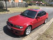 2002 Red BMW 318I E46 Auto Inala Brisbane South West Preview