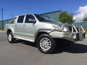 2012 Toyota Hilux Ute SR5 4X4 AUTOMATIC Arundel Gold Coast City Preview