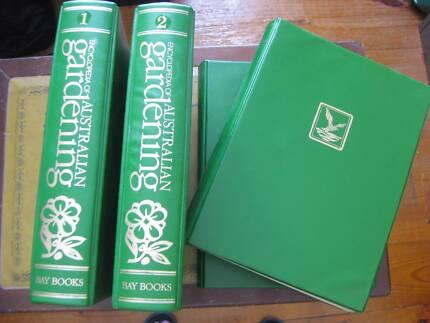 Bay Books Encyclopedia of Australian Gardening as new