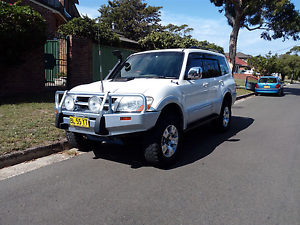 Mitsubishi Pajero Exceed Matraville Eastern Suburbs Preview