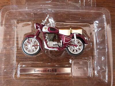Simson 425 S DDR Motorrad Atlas Modell gebraucht kaufen  Hannover