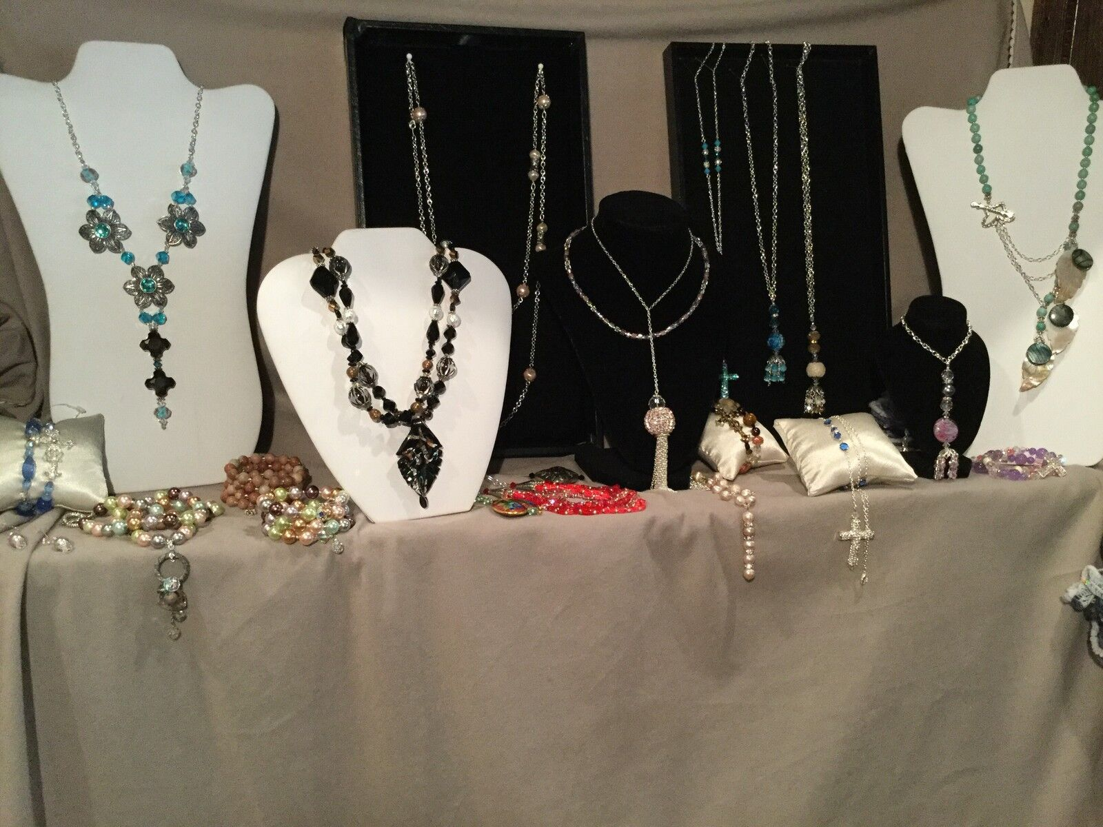 Beaded Treasures and More