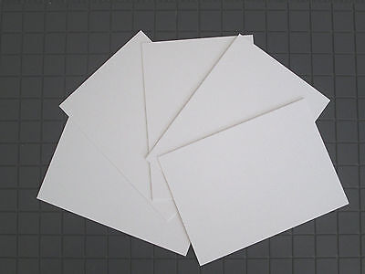 ACEO Artist Trading Cards Blank 110lb Heavy Weight White Blanks 2.5 x 3.5