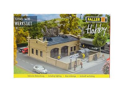 Bausatz Modellbau Werkstatt Blechnerei, Faller H0 131545, neu