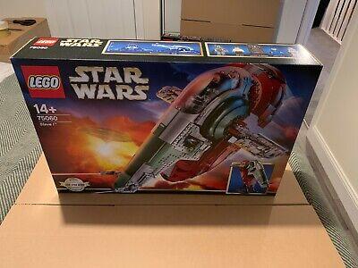 LEGO Star Wars 75060 Slave 1 UCS Set - New & Sealed Retired Set