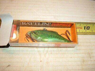 Rapala Wobbler Rattlin/' 5cm RNR-5 FT Firetiger