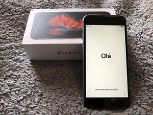 Unlocked iPhone 6s (Space Grey, 64GB): Original Packaging