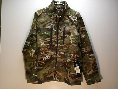Under Armour Realtree Ridge Reaper Wool Camo 1297441 Mid-Season XL NWT $249.