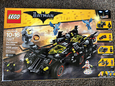 Lego Batman 70917 The Ultimate Batmobile