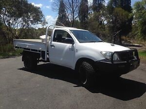 Toyota Hilux 3.0 Turbo Diesel 4x4 Low kms Mona Vale Pittwater Area Preview