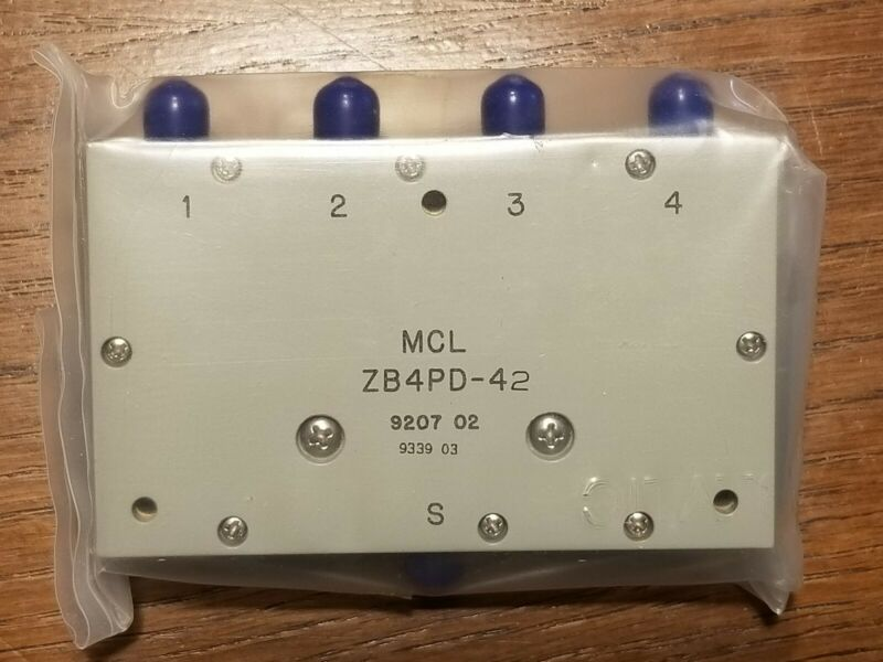 MCL, ZB4PD-42, Power Splitter, 9207 02