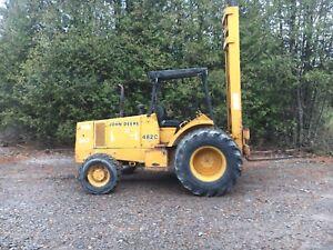 John Deere 482C 4x4 Forklift