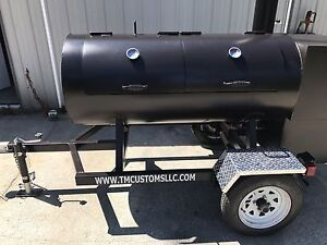 how to build a bbq pit from a propane tank
