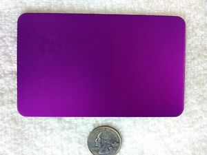 EIP Tesla Purple Plate (original - best) Helps EMF Subtle Energy Transmitter