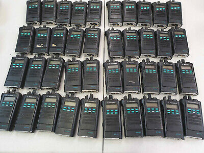 Motorola Astro Saber Ii Vhf 134-174 Mhz P25 Aes-256 Otar Encryption Lot Of 40