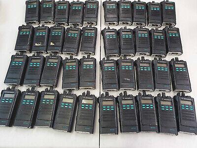 Motorola Astro Saber Ii Vhf 134-174 Mhz P25 Aes-256 Otar Encryption Lot Of 40