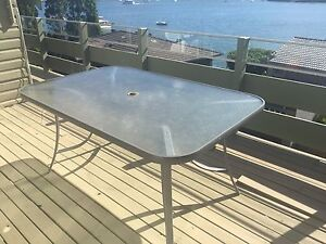 Outdoor Table Hunters Hill Hunters Hill Area Preview
