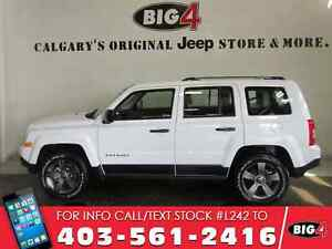 2017 Jeep Patriot Sport Altitiude II | 4x4 | Demo | Bluetooth |